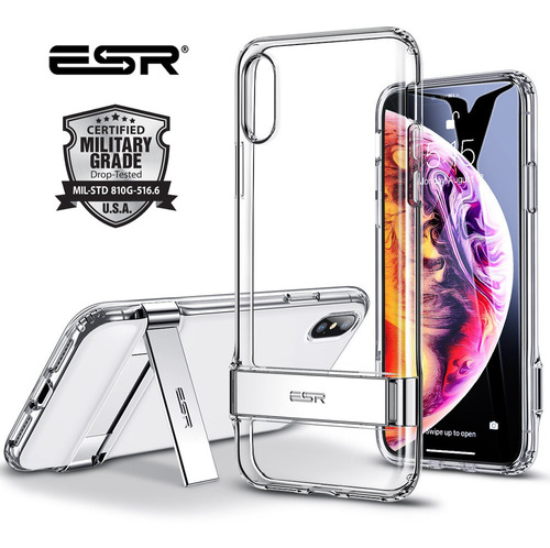 case iphone xr xs max antishock bumper carcasa protector