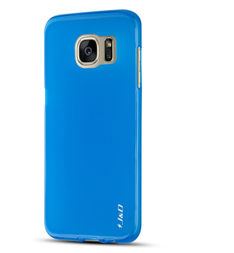 case j & d compatible para galaxy s7 case de borde gota prot