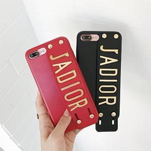 official photos a3a40 7e551 Case Jadior Christian Dior P/ Apple iPhone 6 7 X + Película