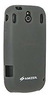 case jalea amzer piel de silicona para palm pre - gris