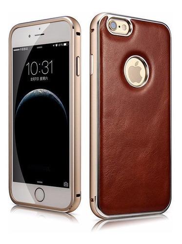 case leather icarer - xoomz - iphone 6 y 6 plus
