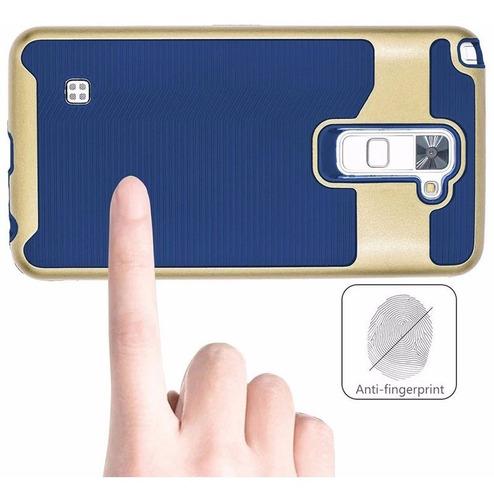 case lg stylus 2 plus anti impacto