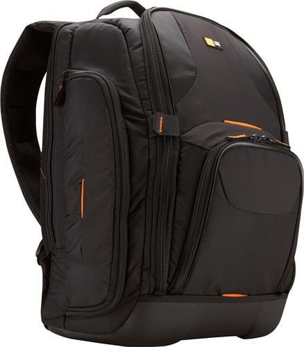 case logic cámara réflex slrc-206 y mochila para portátil de