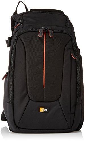 case logic dcb-308 slr camera sling (negro)