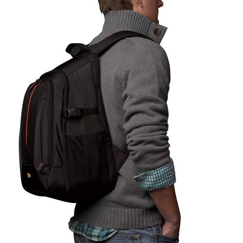 case logic dcb-309 slr camera backpack - negro
