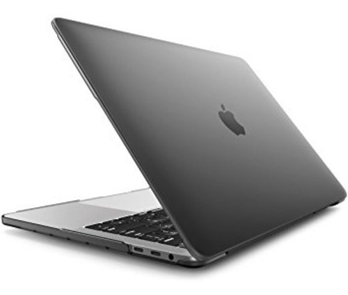 case macbook preto fosco pro, retina, air 11 12 13 15