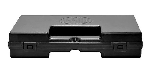 case maleta para airsoft e pistola pressão - rossi ate 28cm