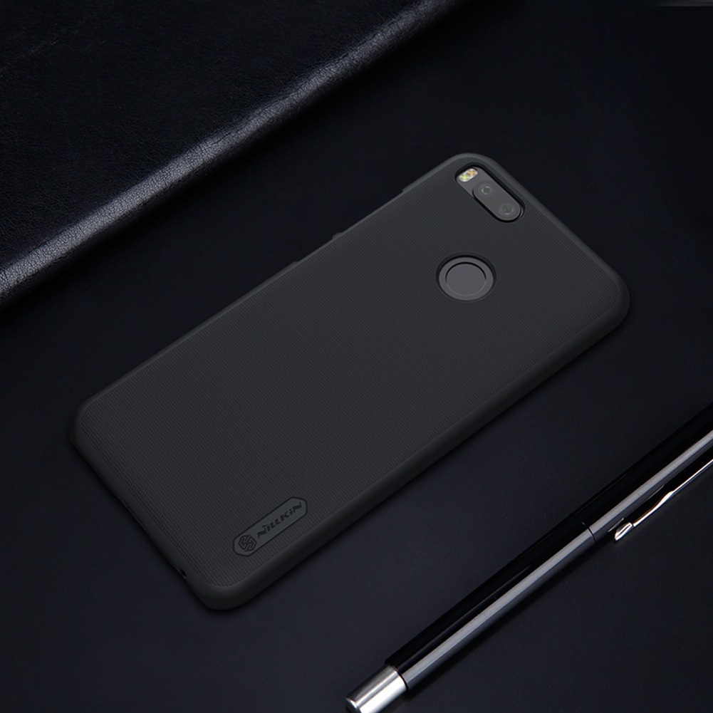 new product 58840 0d612 Case Nillkin Xiaomi Redmi Mi 5x Mi A1 5.5+ Película De Vidro