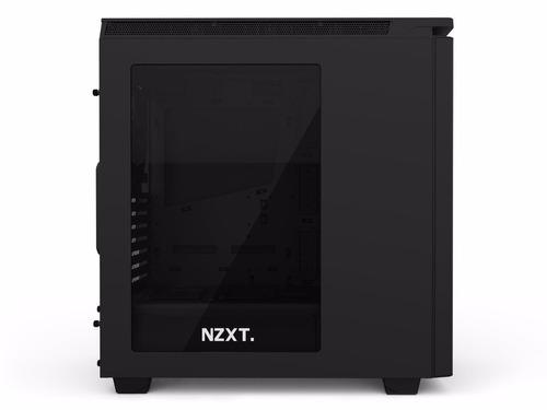 case nzxt h440 bl/bl - ca-h442w-m