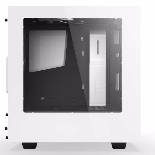 case nzxt s340 white - ca-s340w-w1