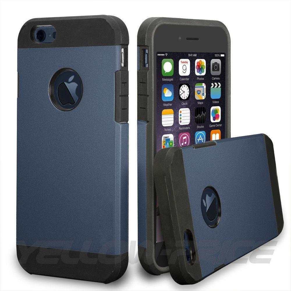 25e3321b574 Case Only - Navy Blue - Para Apple iPhone 6s 6 Plus 5s -3219 ...