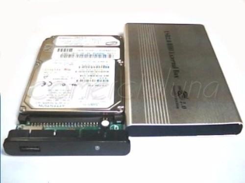 case para disco duro usb 2.0 para laptop