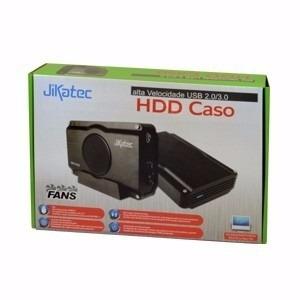 case para hd 3.5 sata / ide com cooler usb 3.0 khd-10 2023
