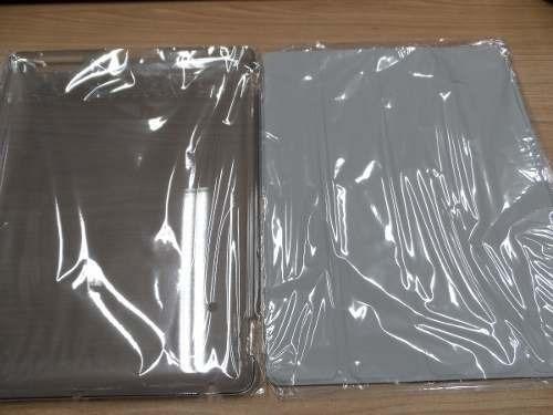 case para ipad 3 new smart magne cinza protetora capa