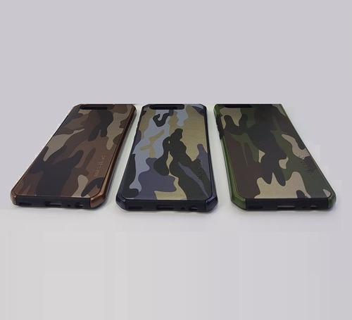 case para lg k8 2017  camuflado antigolpes