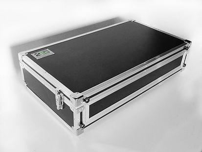 case para player reprodutor pioneer xdj 700 + mixer pioneer