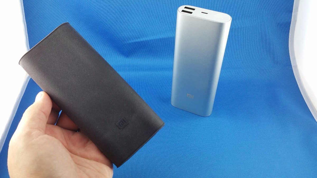 Case Para Power Bank Xiaomi 16000mah 20000mah S 999 En Mercado Libre Powerbank 16000 Mah Cargando Zoom