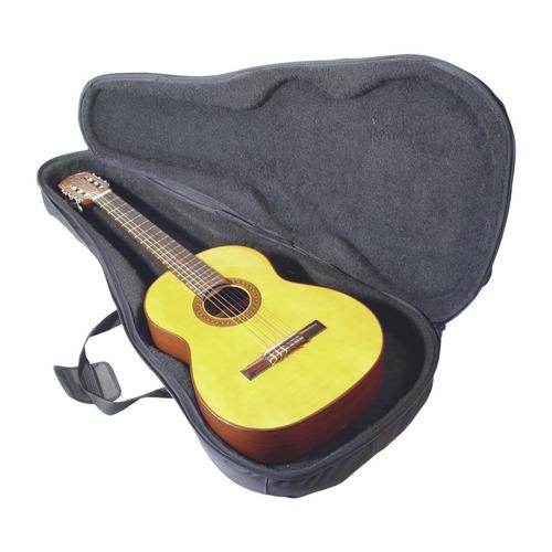 case para violão clássico solid sound hard bag estojo capa