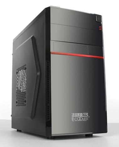 case pc ctx, lector de memoria sd card, fuente de poder