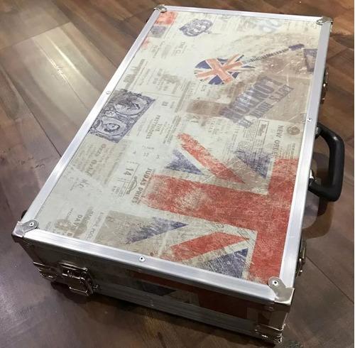 case pedais deluxe pedal board 40x20x11 - novo 12x sem juros