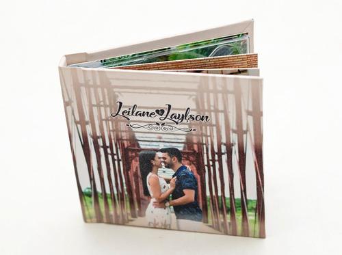 case personalizado dvd com mini álbum