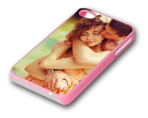 case personalizado rosa para iphone 5 / 5s
