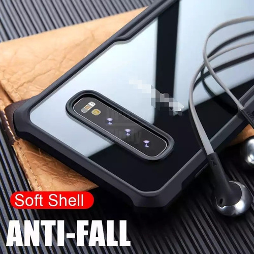 case premium anti-shock p30/lite/pro + audífono bluetooh