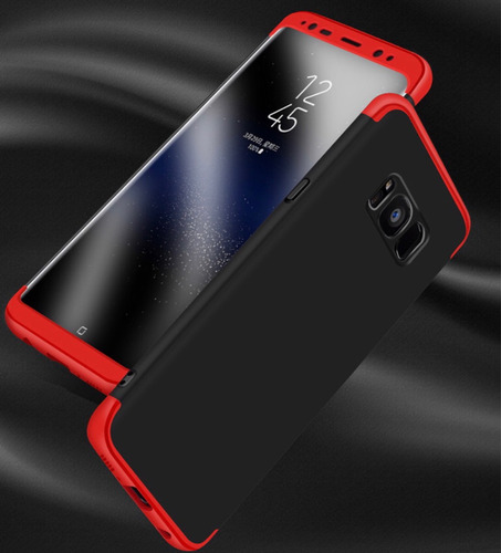 case protector 360° premium original galaxy s8/s8plus