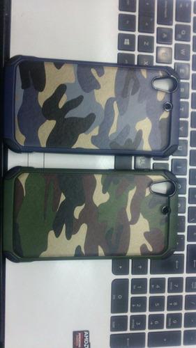 case protector camuflado ranger para huawei y6 version 2
