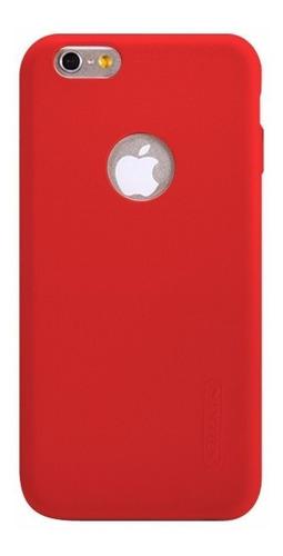 case protector cover nillkin victoria iphone 6/6s rojo