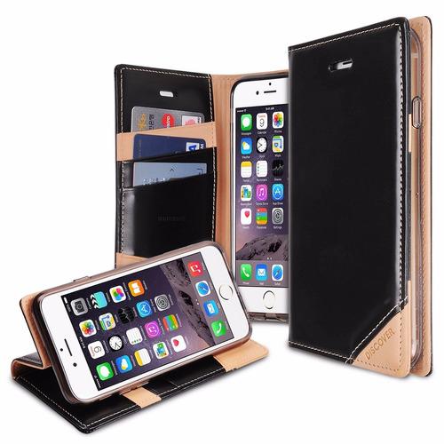 case protector cuero ringke discover - iphone 6 y iphone 6s