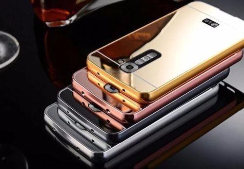 case protector espejo para lg stylus 3