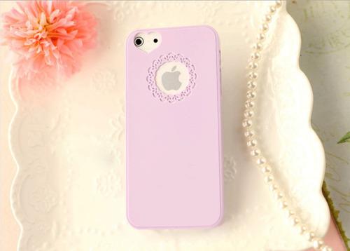 case protector funda carcasa sweet heart para iphone 4 / 4s