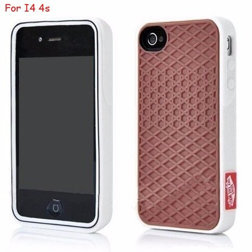 case protector funda carcasa vans original iphone 4 / 4s