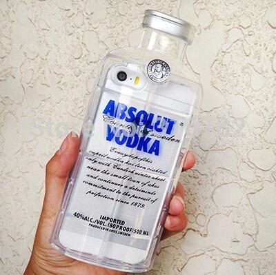 case protector funda carcasa vodka iphone 6 plus / 6s plus