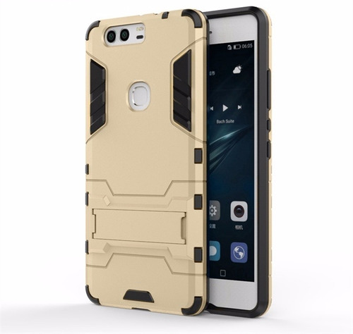 case protector funda touch armor ironman huawei p9 lite 2016
