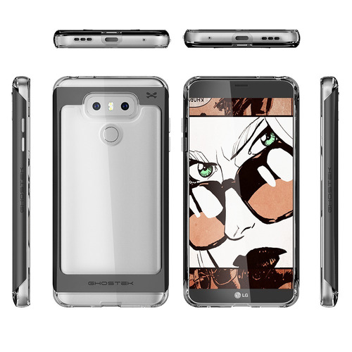 case protector ghostek cloak series lg g6