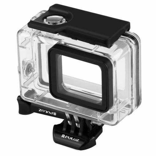 case protector para gopro hero 5 impermeable sumergible 30m