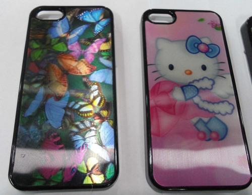 case protector para iphone 5 5s diseños varios