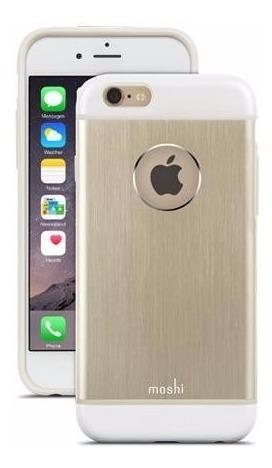 case protector para iphone 6 moshi iglaze armour