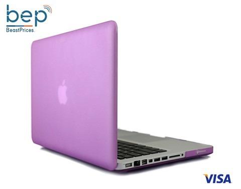 case protector para mac book air de 11  y 13  colores
