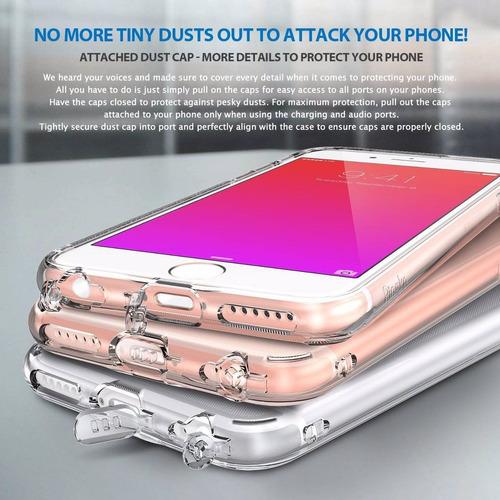 case protector ringke air - iphone 6 plus - iphone 6s plus