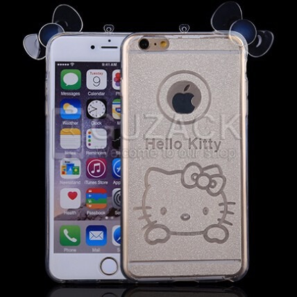 case protector tpu hello kitty ultra delgado iphone 6 plus