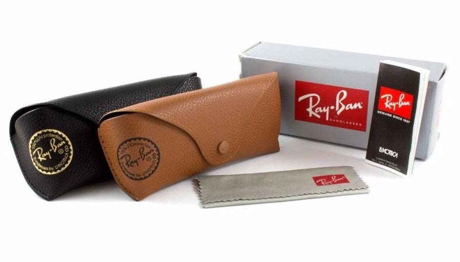 Carregando zoom... case rayban original - compre uma e leve 2 kit completo 9a20e62e1f