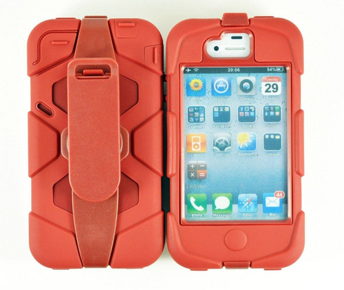 case red military iphone 4/ 4s