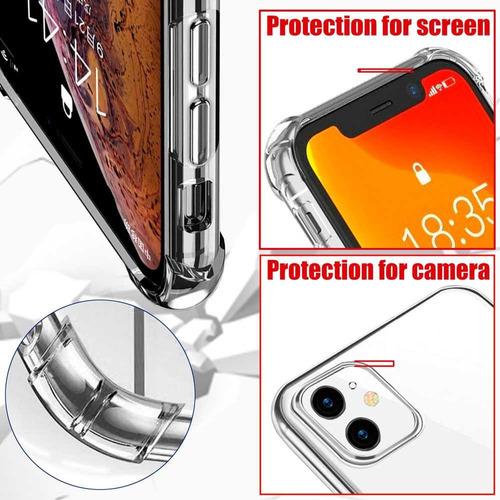 case rigido resistente iphone 11 , 11 pro, 11 pro max envios