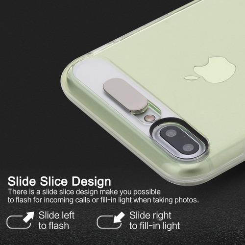 case rock light tube series protection case trasparente anti
