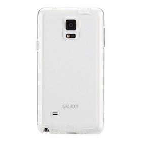 Case Samsung Note 4 Case Mate Nakied Tough Transparente