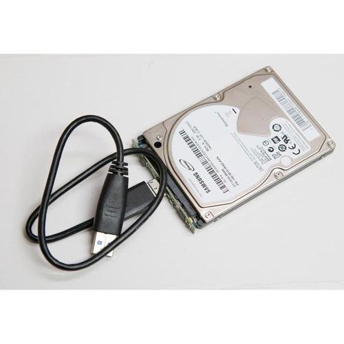 case seagate original y adaptador sata usb 3.0 disco laptop
