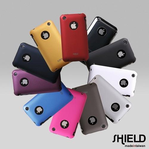 case shield policarbonato iphone 3g lamina *oferta limitada
